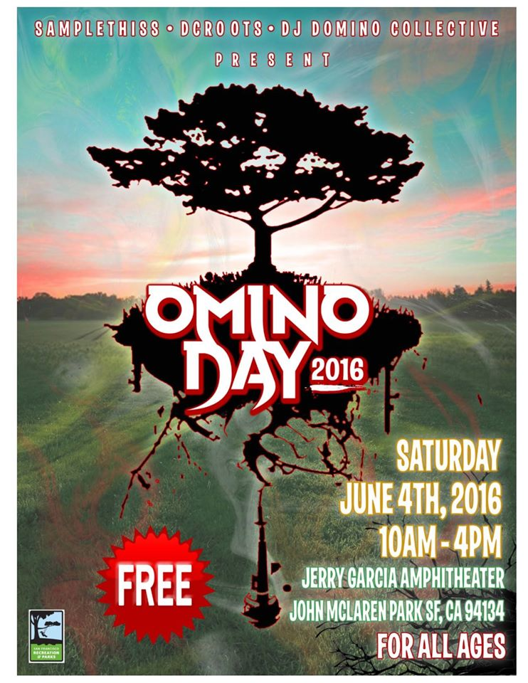 Omino Day Flyer 2016
